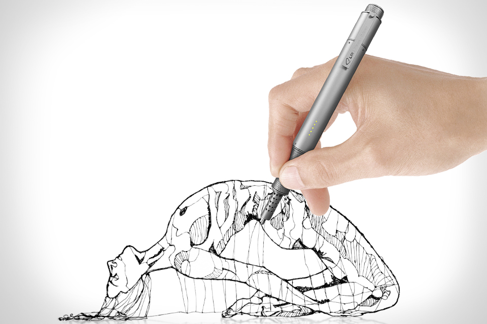 Dessin 3D LIX Smart Pen